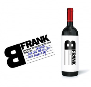 Label Love: B Frank Wine
