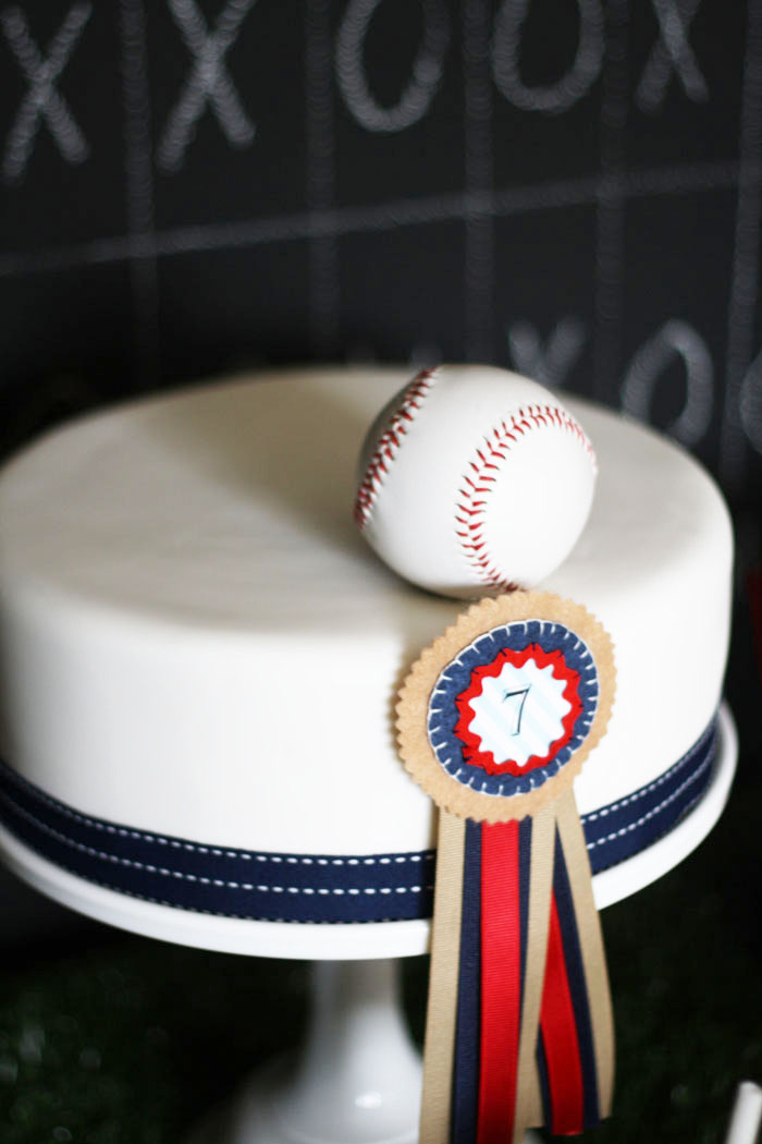 Baseball Party Ideas, from Mon Tresor, Amy Atlas