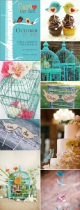 Wedding Theme Inspiration: Love Birds