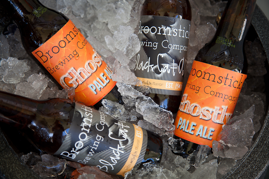 Custom Halloween Beer Labels from Bottle Your Brand