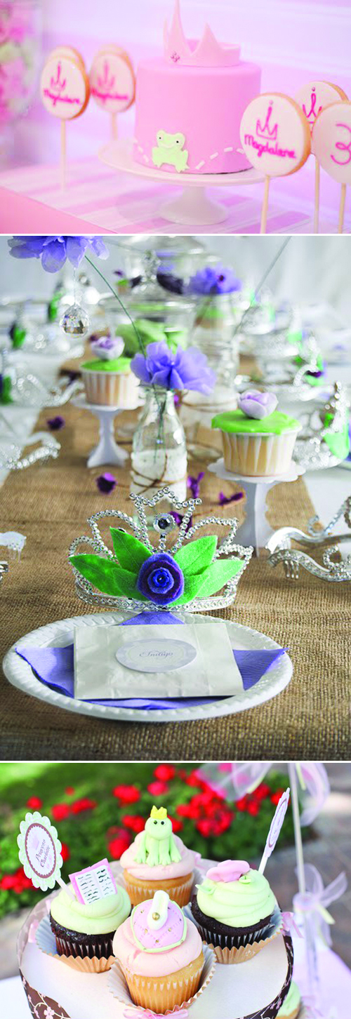 Princess Party Theme Ideas and Inspirations