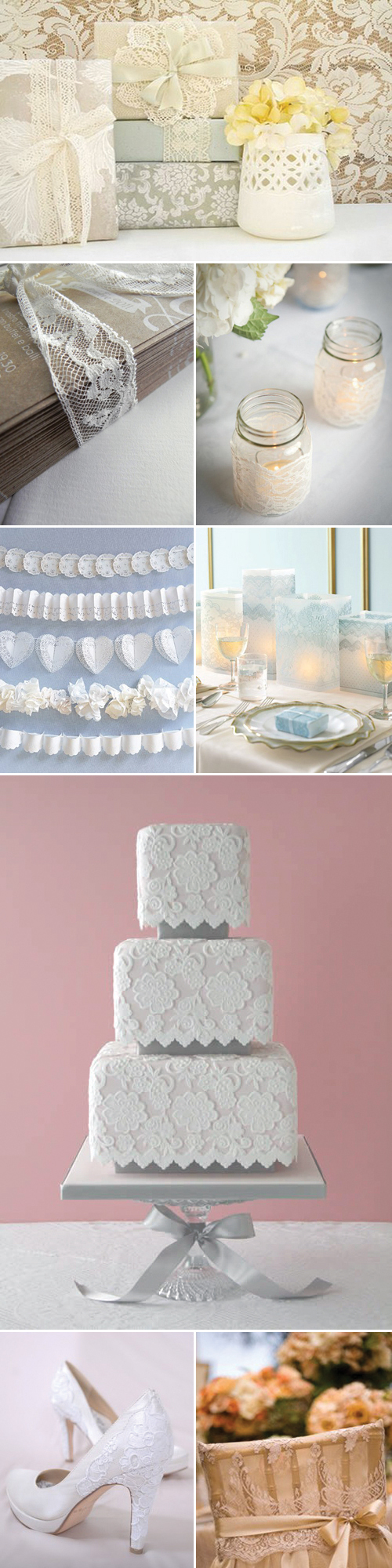 Lace Wedding Inspiration