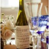Custom Wedding Wine Label Ideas
