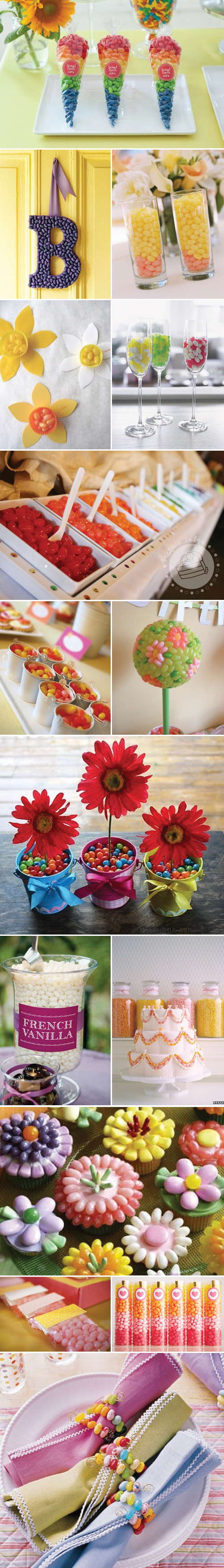 Jellybean Party Ideas, Easter