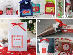 8 Easy & Inexpensive Gift Wrap Ideas: Photo Collage Guide
