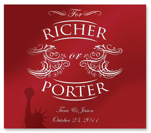 Beer Label For Richer or Porter Number 10 of 20 of our 20 Must See Beer Labels