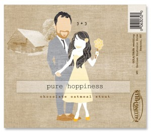 20 Must-See Wedding Beer Labels
