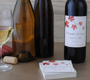 45 Wedding Wine Labels Made by Real Couples