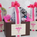 Bachelorette Party Survival Kit with custom label