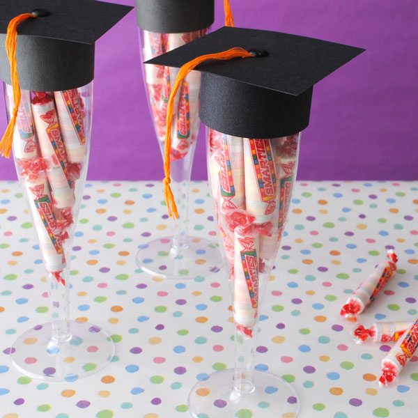 Three Easy Graduation Favors Anyone Can Make