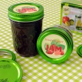 Circle stickers for Jam and Jelly Jars