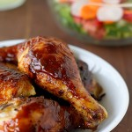 Sweet & Savory BBQ Chicken Sauce
