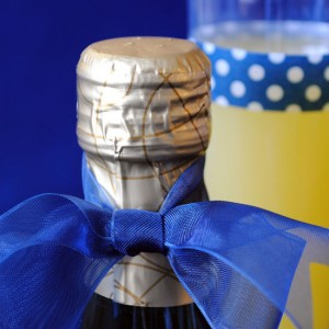 Close-up-of-Champagne-Ribbon-and-Mimosa-glass-embellish