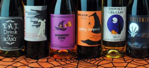 Goulishly Good Halloween Wine Label & Beer Label Ideas