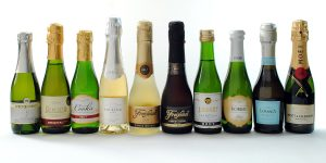 Guide to Ordering Mini Champagne Labels