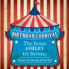 Birthday Carnival