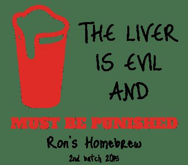 Punish The Liver