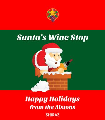 Santa's Wine Stop