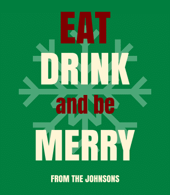 Drink and Be Merry