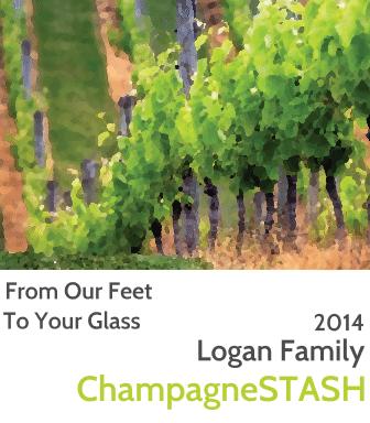 Champagne Stash