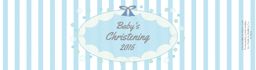 Christening Boy