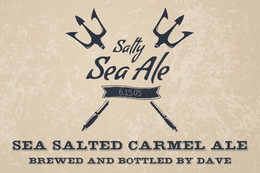 Salty Sea Ale
