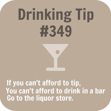 Drinking Tip #349