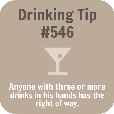 Drinking Tip #546