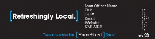 HomeStreet Loan Officer