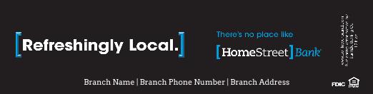HomeStreet Bank Branch
