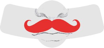Mustache Mask