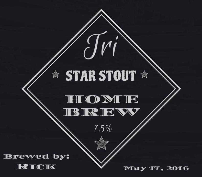 Tri Star Stout