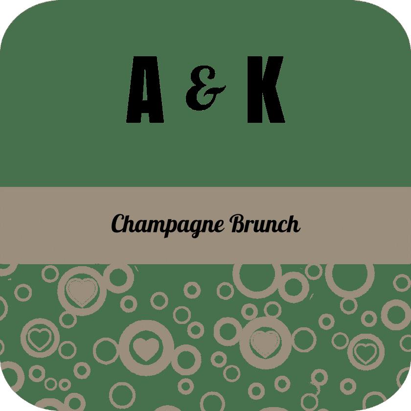 Champagne Hearts