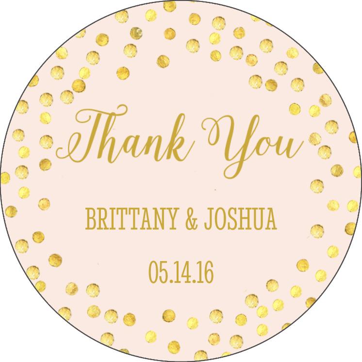 Thank You Glitter