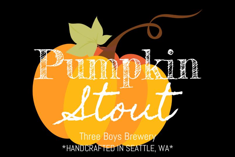 Pumpkin Stout