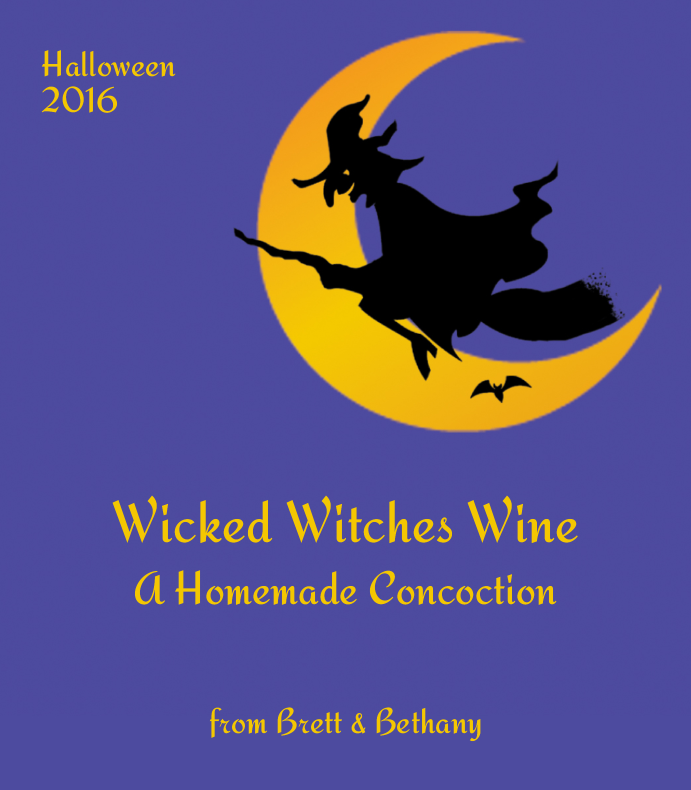 Wicked Witches Wine