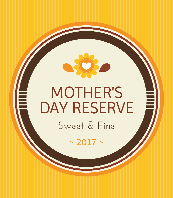 Mother's Day Reserve