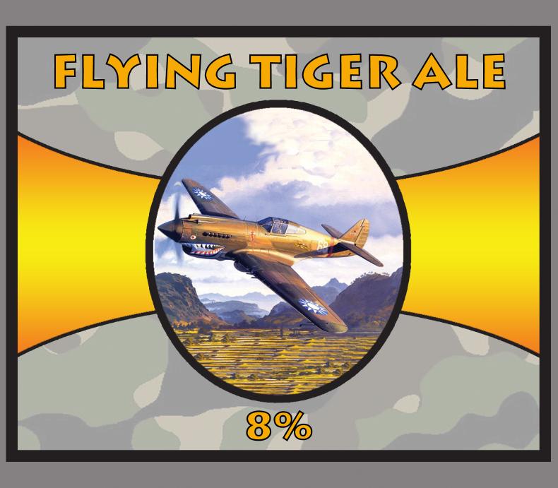 Flying P40