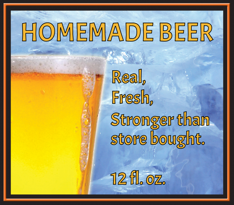 Homemade Beer