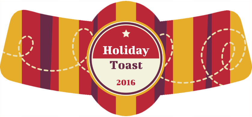 Holiday Toast