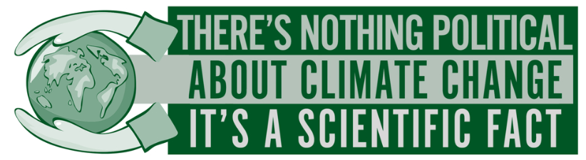 Climate Change Is A Scientific Fact