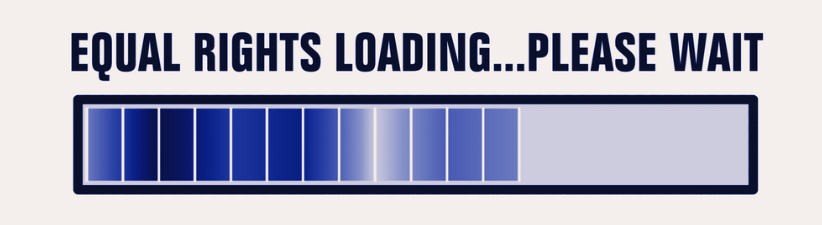 Equal Rights Loading Please Wait