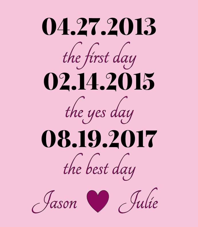 Best Day Pink