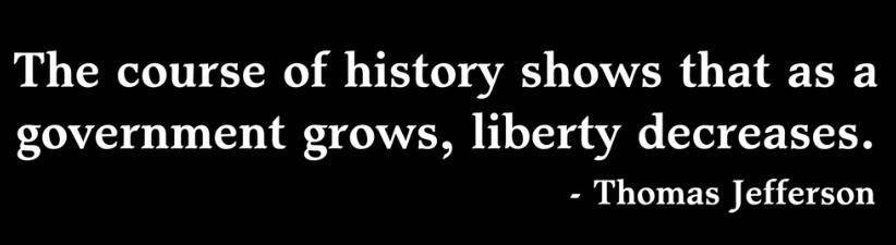 Government vs Liberty