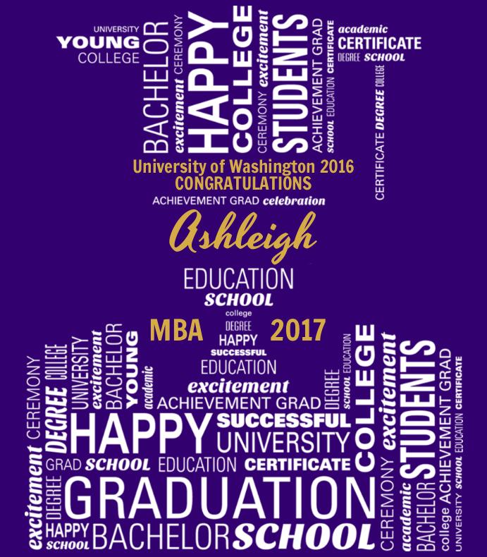 Graduation Letters