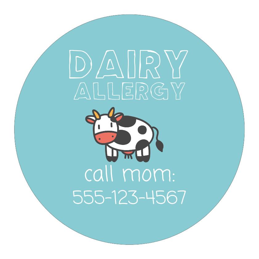 Dairy Allergy
