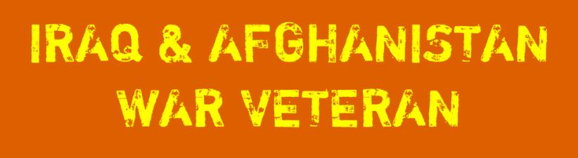 Iraq Afghanistan War Veterans