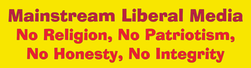 Mainstream Liberal Media