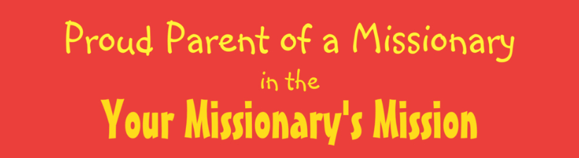 Missionary Parent