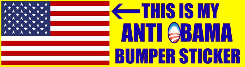 My Anti Obama